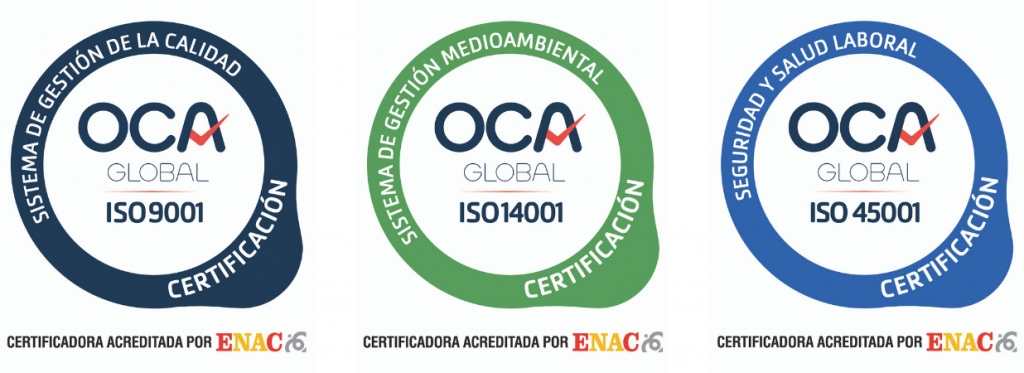 ISO EUTECNET 9001 14001 45001