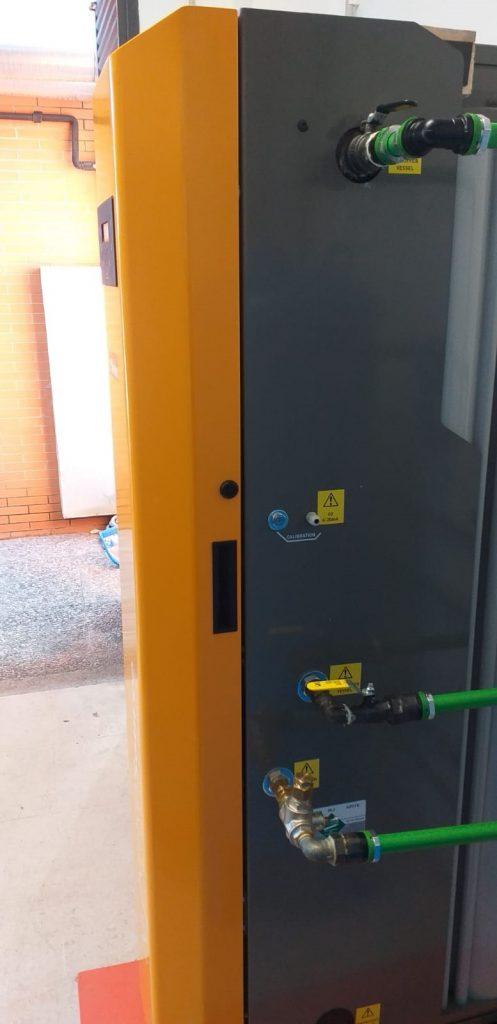 generador de gas nitrógeno
