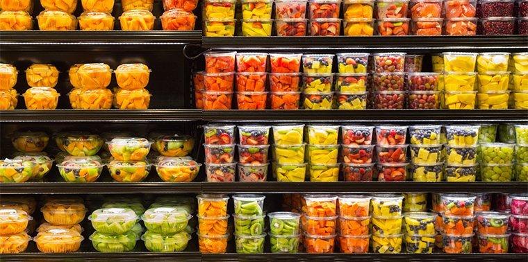 nitrógeno en el envasado de alimentos