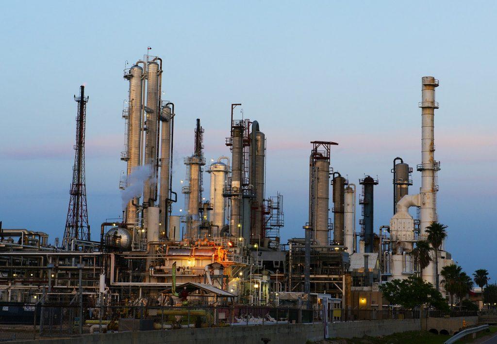 El nitrógeno se emplea en la industria Petroquímica para evitar incendios y explosiones